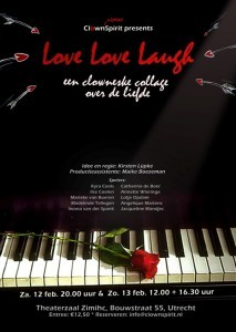 flyer - love love laugh